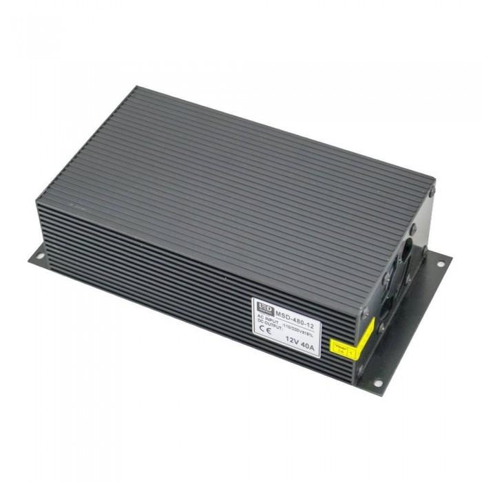 Блок питания 480Вт 12В/40.0A IP20 Cat I