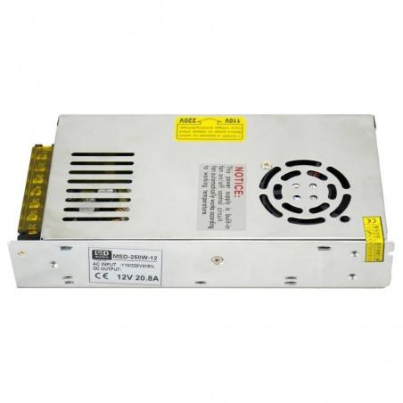 Блок питания MSD-250W-12