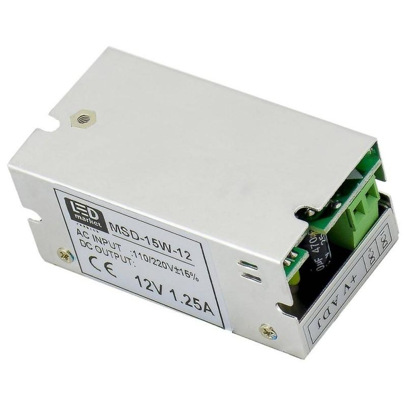Блок питания MSD-15W-12