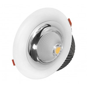 COB Downlight Round LM D2008 (50 W)