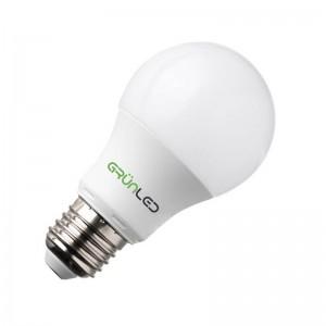 Bec LED A60 E27 9 (W)