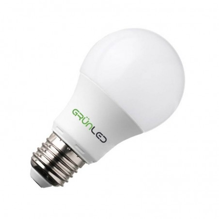 LED лампа A60 E27 9 (W)