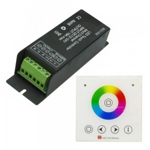 Touch RGB color controller HX-SZ100-WP86-RGB, Panel RGB