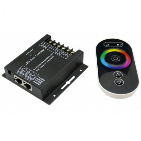 Touch RGB color controller CT-A02-A