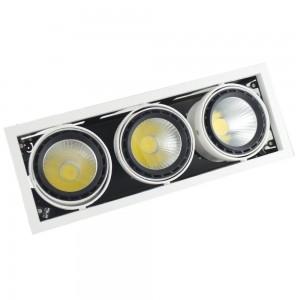 Grid Light 3COB LS60-3 white