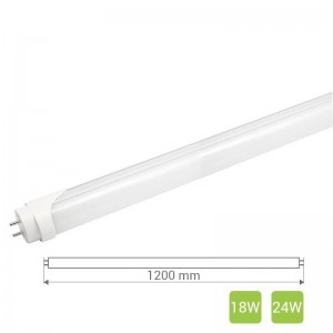LED tube T8 (1200 mm, 18-24 W)