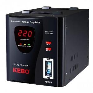 AVR Stabilizator de tensiune 3000VA, WDR-3000VA