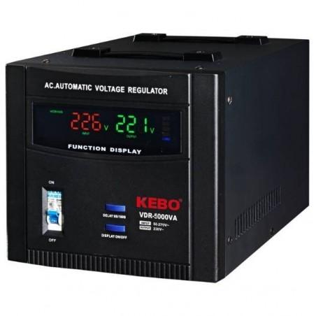 AVR Стабилизатор напряжения 5000VA, WDR-5000VA