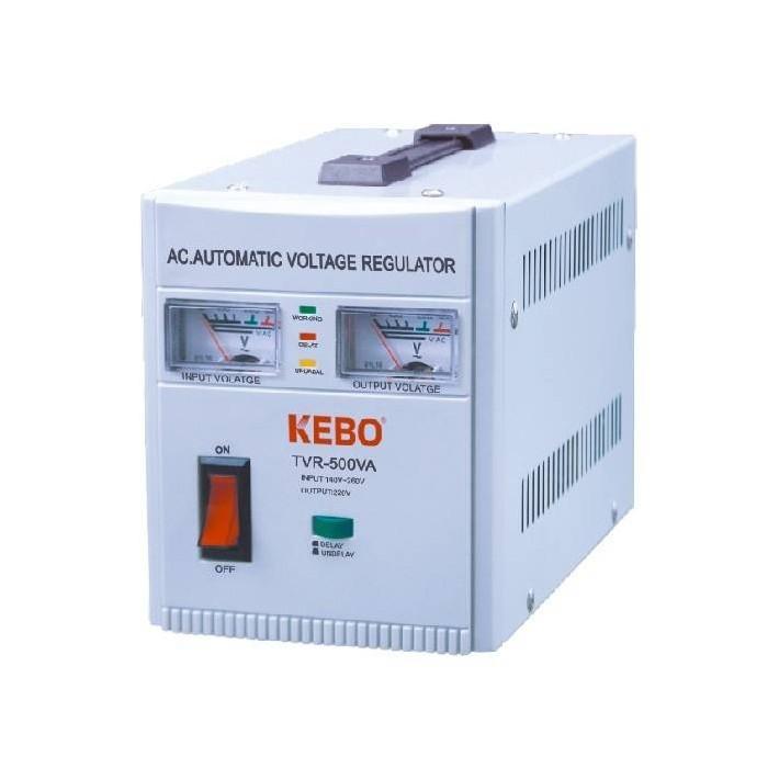 AVR Стабилизатор напряжения 500VA, TDR-500VA