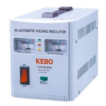 AVR Stabilizator de tensiune 500VA, TDR-500VA