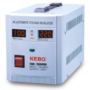 AVR Stabilizator de tensiune 2000VA, TDR-2000VA