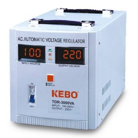 AVR Stabilizator de tensiune 3000VA, TDR-3000VA