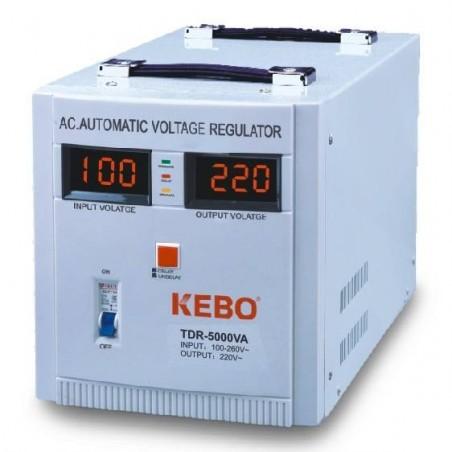 AVR Stabilizator de tensiune 5000VA, TDR-5000VA