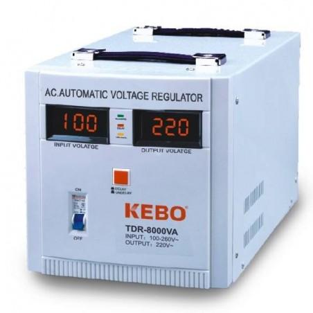 AVR Stabilizator de tensiune 8000VA, TDR-8000VA