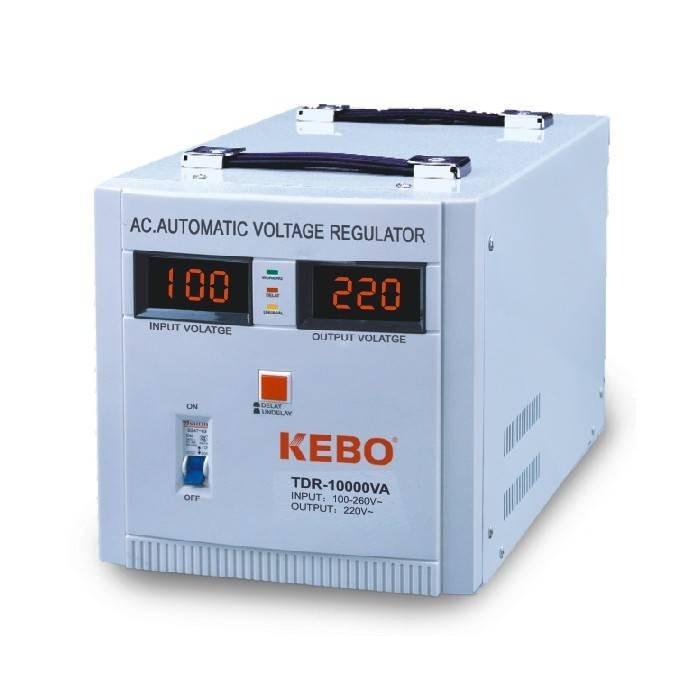 AVR Стабилизатор напряжения 10000VA, TDR-10000VA