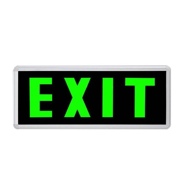 "Emergency Fire Sign light \""EXIT\\"" S513"