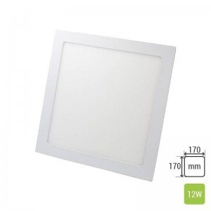 Square Ceiling Panel TS-P0112 (12W)
