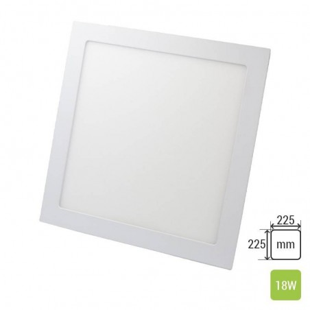 Square Ceiling Panel TS-P0118 (18W)