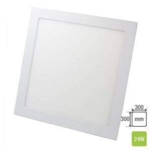 Square Ceiling Panel TS-P0124 (24W)