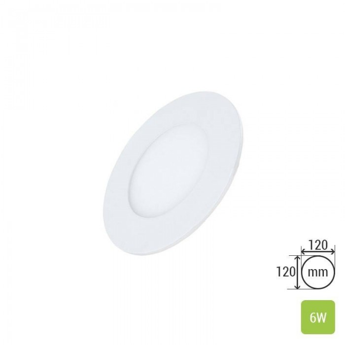 Round Ceiling Panel TS-P0106 (6W)