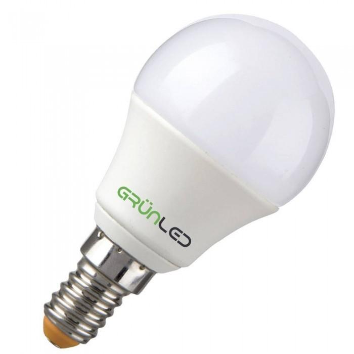 LED лампа P45 E14 5W