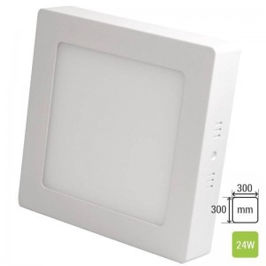Square Ceiling Panel Surface TS-P0324 (24W)