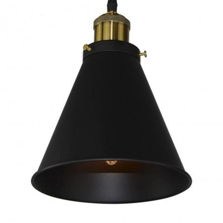 Pendant Iron Lamp BK1025-P-1L