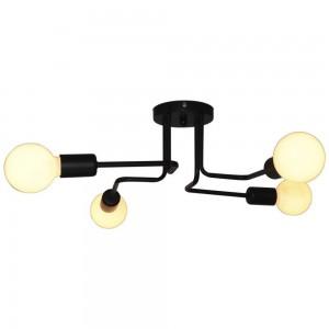 Pendant Iron Lamp BK1165-C-4L