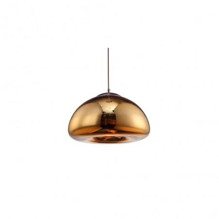 Pendant Glass Lamp BK2021-P-S BRASS dia.15*H7cm