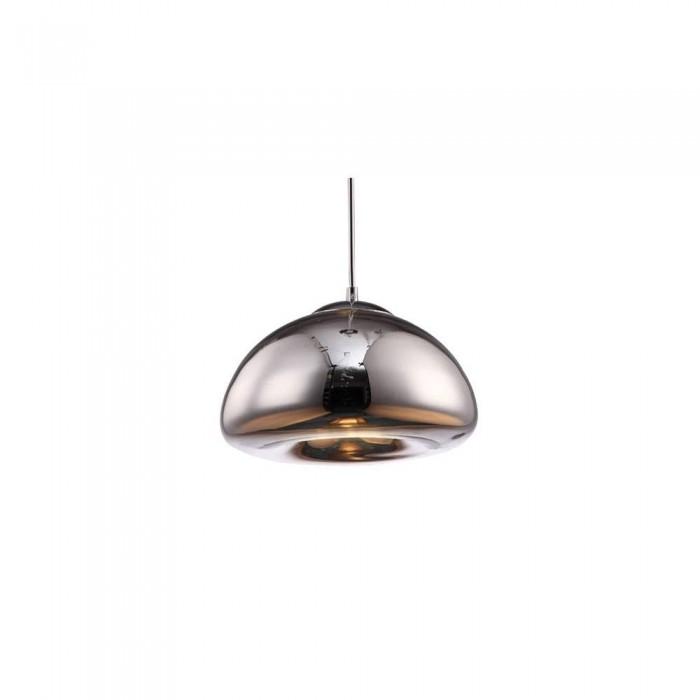 Pendant Glass Lamp BK2021-P-S SILVER dia.15*H7cm