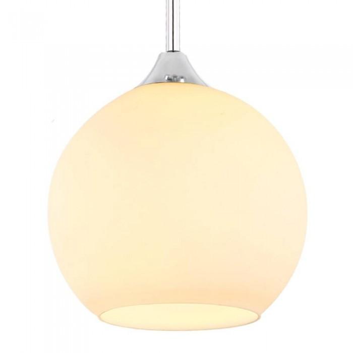 Glass Pendant Lamp 32015/1-300mm WHITE