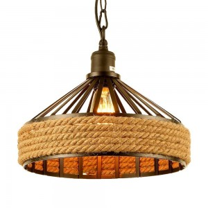 Iron Pendant Lamp F6023/1