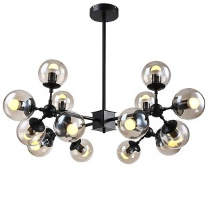 Pendant glass Lamp BK2027-C-16L