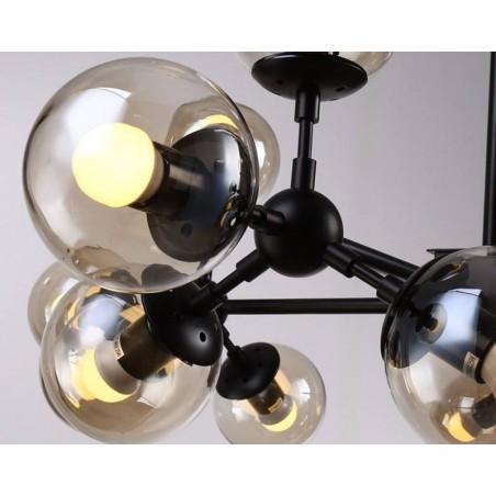 Pendant glass Lamp BK2027-C-8L