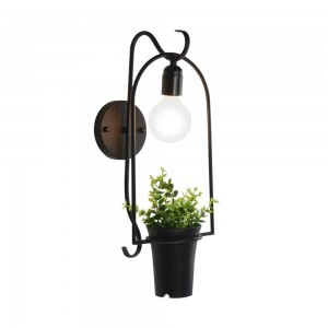 Wall Iron Lamp BK1193-W-1L