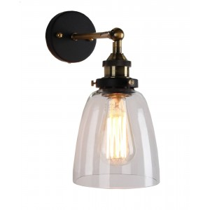 Wall glass lamp BK2004-W-1L