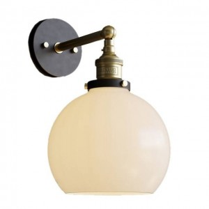 Wall glass lamp BK2035-W-0.15m