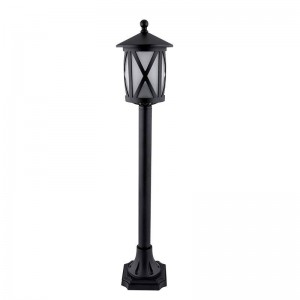 Retro Garden lamp 15006-PS size:E155*H775