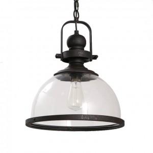 Pendant glass Lamp BK2065-P-1L