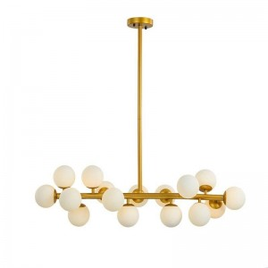 Pendant glass Lamp BK2077-P-16L