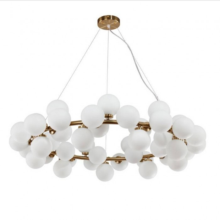 Pendant glass Lamp BK2077-P-25L