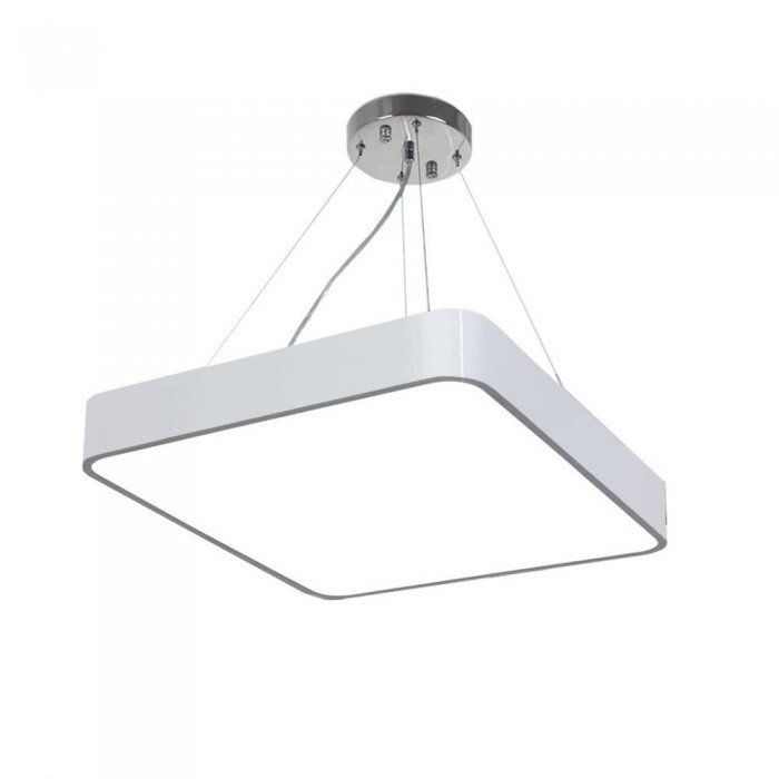 Pendant Square Office 140W, 4000K, 600*600*55 mm, LM-S012