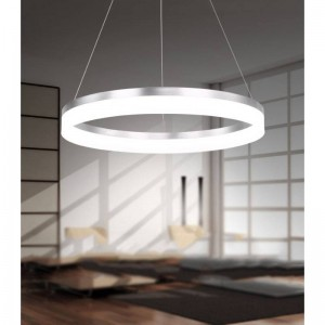 Pendant ACRILYC SLIM CIRCLE 9021D (42W / 4000K / 600*H1500mm)