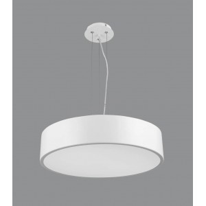 Pendant Office Light housing 170W, 4000K, White, ?800*H1500MM, 9308Y