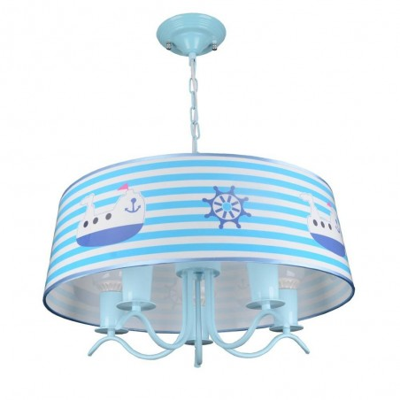 Celing Lamp MD8127-5 BLUE