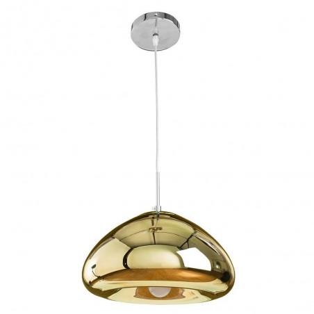 Pendant Glass Lamp BK2021-P-L GOLD dia.30cm*H16.5cm