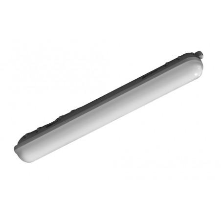 Corp iluminat 2*9W IP-65 (GRUNLED) PS+ABS IP65 YGC 2X18W, 600mm