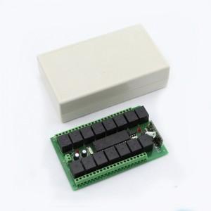 DC12V 433MHZ 15CH controller and rf remote KL-K1501?KL1000-15C