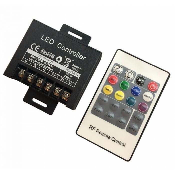 RGB Controller HX-RGB4-RF20K match code