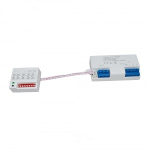 microwave sensor , 0-10V dimming, SK616, with remote
